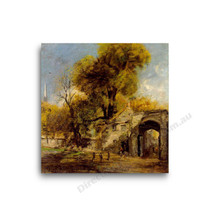 John Constable | Harnham Gate, Salisbury