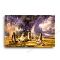 John Constable | Stonehenge