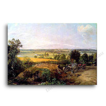 John Constable | Stour Valley and Dedham Church