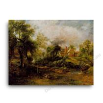 John Constable | The Glebe Farm