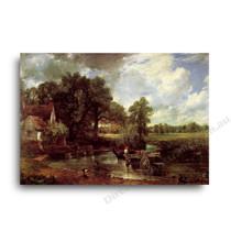 John Constable | The Hay Wain