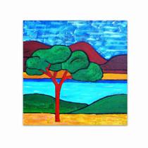 Angela Sharkey  │ Roman Pine in Summer