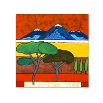 Angela Sharkey  │ Roman Pines