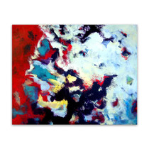Brooke Howie │ Red Abstract