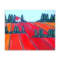 Brooke Howie │ Red Fields