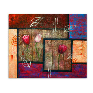Tulips | Buy Canvas Art & Floral Art Prints Online for Your Home
