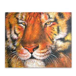 New Day Six | Yellow Original Oil Paintings & Animal Art Online