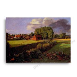 Golding Constable's Flower Garden