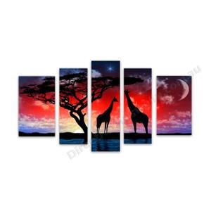 Night Giraffes