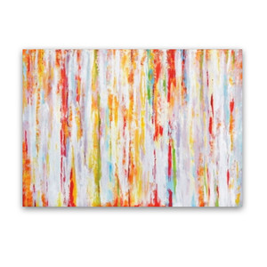 Colored Curtain