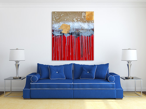 paint for small bedrooms splash abstract paintings amp canvas artwork for adorning 16604