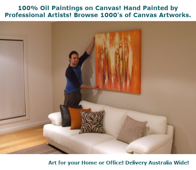 Buy Oil Paintings On Canvas & Wall Decor Art Prints For