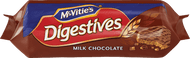 Mcvites Milk Chocolate Digestive
