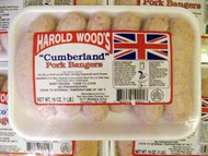 Harold Woods Cumberland Sausage 1lb