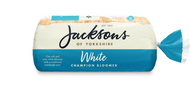 F103 Jackson's White Bloomer Bread 6x 800g