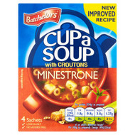 Batchelors Minestrone with Croutons Cup A Soup 94g