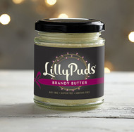 X89 LillyPuds Brandy Butter 190g X 6 $28.50/$4.75 unit