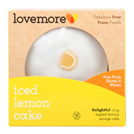 Lovemore Iced Lemon Cake Cake 320g