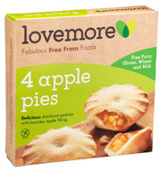 Lovemore Apple Pies 260g