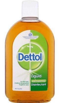 Reckitt Benckiser Dettol Antiseptic Liquid 250ml
