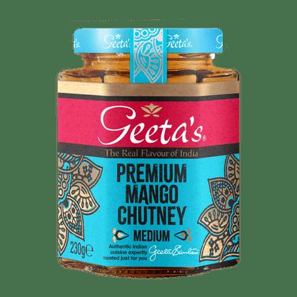 Geeta's Premium Mango Chutney 230g