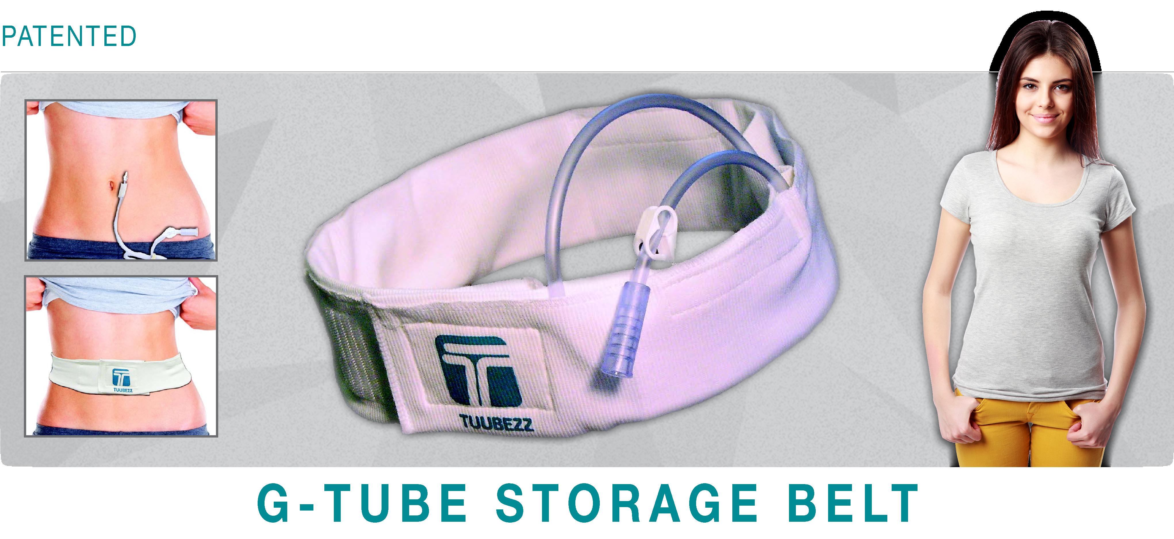 Tuubezz G-Tube Storage Belt