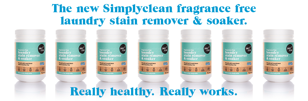 New product Fragrance Free Laundry Stain Remover & Soaker