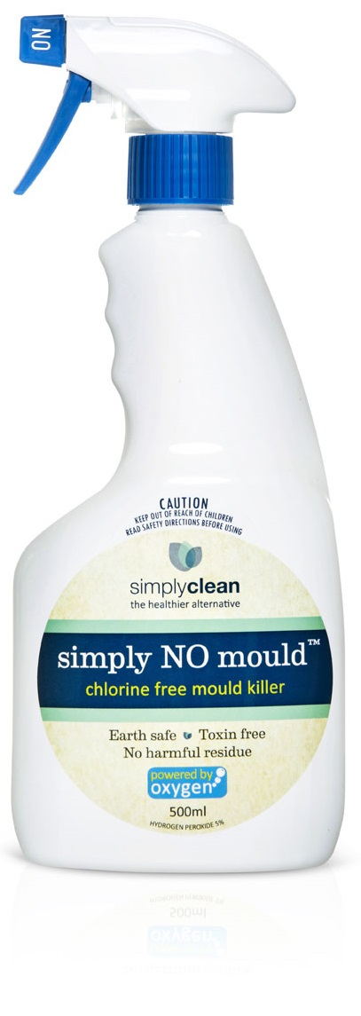 simply NO mould chlorine free mould remover
