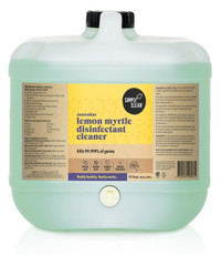 Lemon Myrtle Disinfectant Cleaner concentrate  - 15 litres