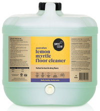 Lemon Myrtle Floor Cleaner Concentrate - 15 litres Bulk
