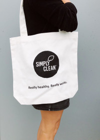SimplyClean tote bag