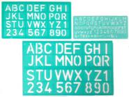Linex Stencil Set