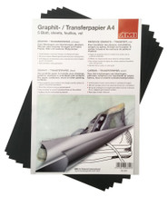 AMI Carbon Graphite Transfer Paper (A4) - 5 sheets