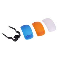 Pop Up Flash Diffuser Set