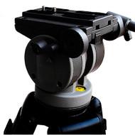 Fotolux Heavy Duty Fluid Drag Pro Video Head H-680