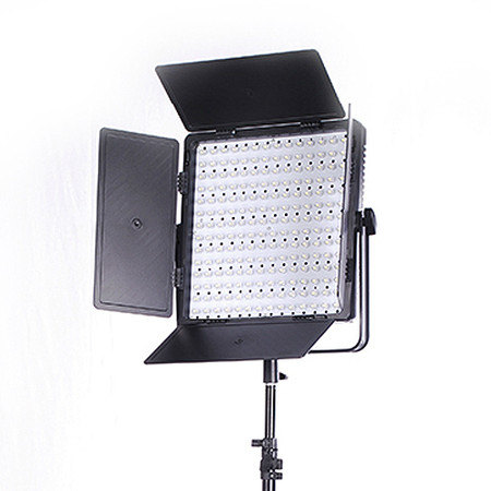 Mettle LED Video Light for Photography and Video VL-8196DR with Remote Control