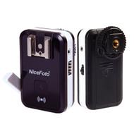 Nicefoto Wireless Flash Remote Trigger 2.4G for Off camera Flash