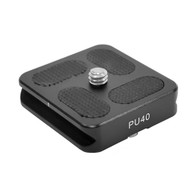 Benro PU-40 Quick Release Plate