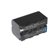 Fotolux NP-F770 / F750 ( Medium size ) 5200mAh Li-on Rechargeable Battery for LED Lights, LCD Monitors