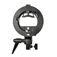 Godox S-Type Speedlite Bracket (Bowens Mount)