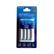 Panasonic eneloop Basic Battery Charger Kit (AA, AAA)