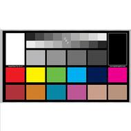 "DGK DKC-Pro Multifunction Digital Kolor Align Chart NSTC 14 x 8"" (16:9)"