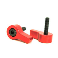 Kamerar Red Nut Screw (Pair)