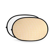 Godox 2 in 1 Collapsible Reflector 150 x 200 cm (White + Soft Gold)