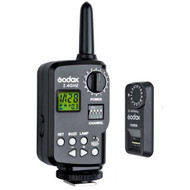 Godox PT-16S Wireless Power Control Flash Trigger (for VING, Speed Light) - 2.4GHz