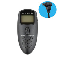 JJC Multi-Exposure Timer Remote A for Canon (RS-80N3, TC-80N3)