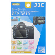 JJC Ultra-Thin Optical Glass LCD Screen Protector GSP-D610 for Nikon D600 D610 (Adhesive)