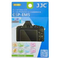 JJC Ultra-Thin Optical Glass LCD Screen Protector GSP-EM5 for Olympus OM-D E-M5 (Adhesive)