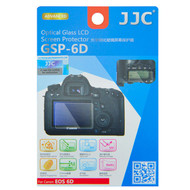 JJC Ultra-Thin Optical Glass LCD Screen Protector GSP-6D for Canon 6D (Adhesive)
