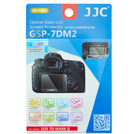 JJC Ultra-Thin Optical Glass LCD Screen Protector GSP-7DM2 for Canon 7DII (Adhesive)
